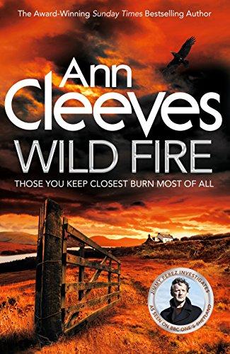 Ann Cleeves Wild Fire