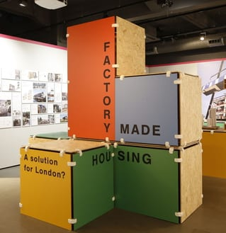 New London Architecture exhibition