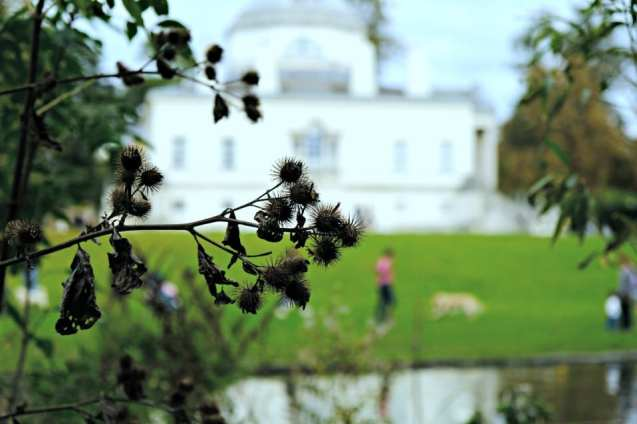 Chiswick House 2017 by Barbara Chandler
