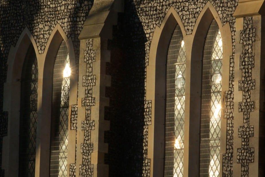 Christ Church Gleam by Ian Wylie
