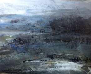 Dartmoor Winter by Joanna Brendon