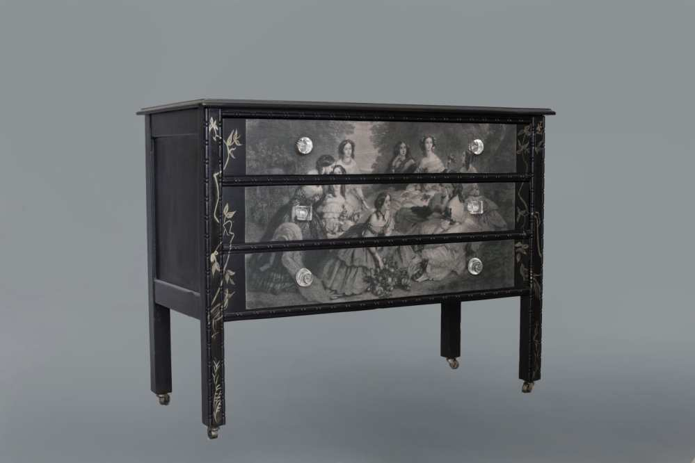Romantic Commode by Mireille Fargon