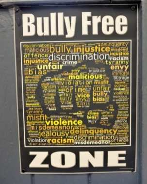 AAA-IMAGE anti-bullying poster