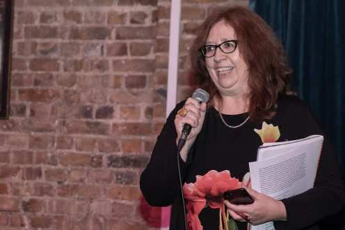 Bridget Osborne, Editor of The Chiswick Calendar (1)