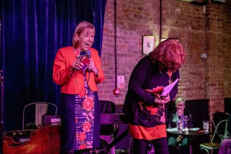 Ruth Cadbury MP & Bridget Osborne (4)