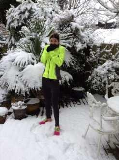 cam in snow