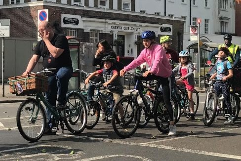 Hounslow-Cycling-Campaign