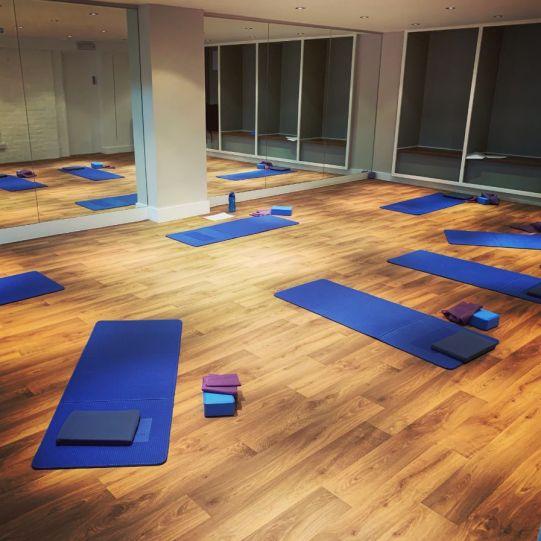 Sofia Santarelli Pilates studio