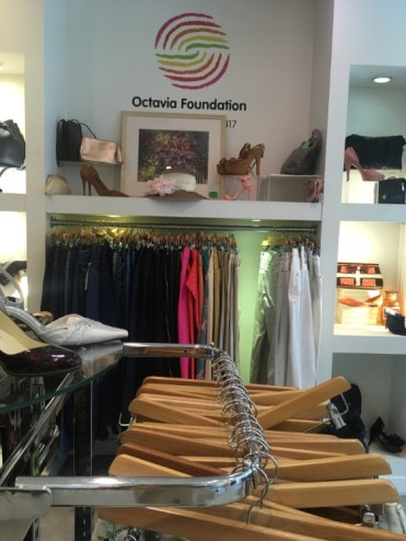 Octavia Foundation chiswick shop