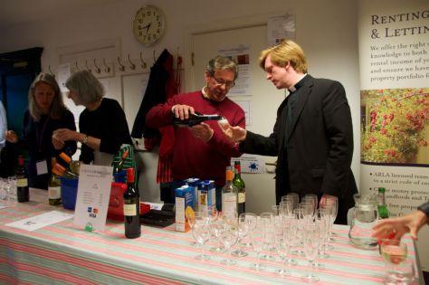 Book Festival drinks