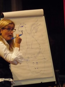 Cressida Cowell DRAWING 1