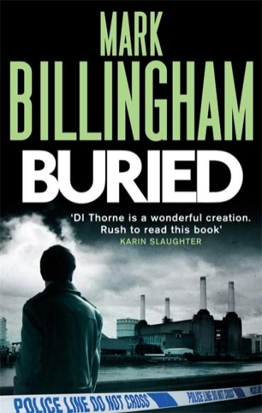 Mark Billingham - Buried