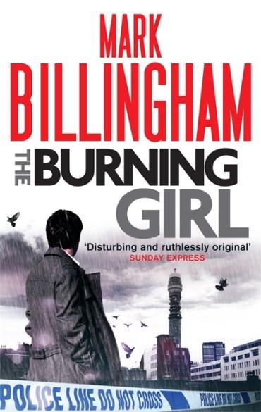 Mark Billingham - Burning Girl