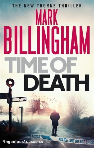 Mark Billingham - Time of Death