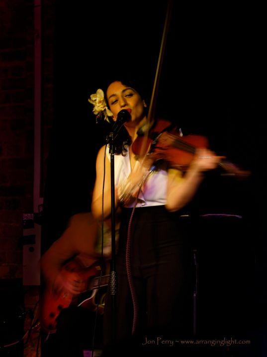 Oriana Curls trio 2 - Jon Perry