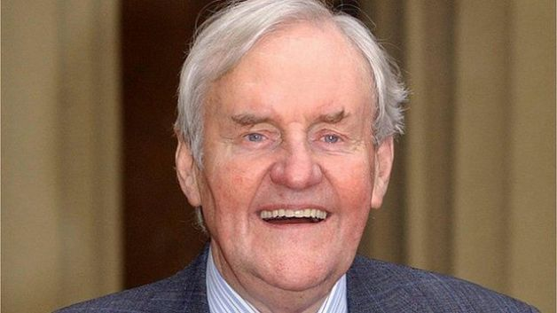 Richard Briers BBC photo