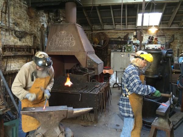 Hot Metal Works Workshop