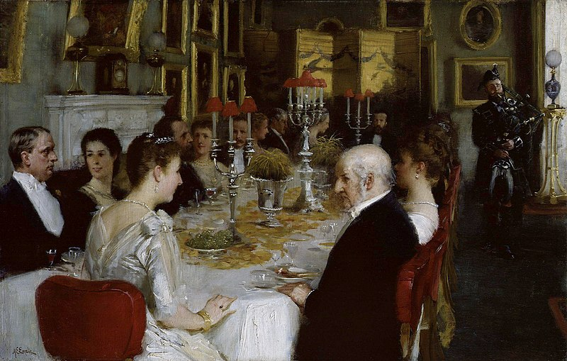 800px-Dinner_at_Haddo_House,_1884_by_Alfred_Edward_Emslie