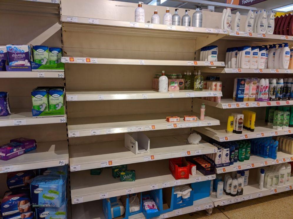 Sainsbury's Soap