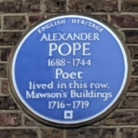 alexander pope icon