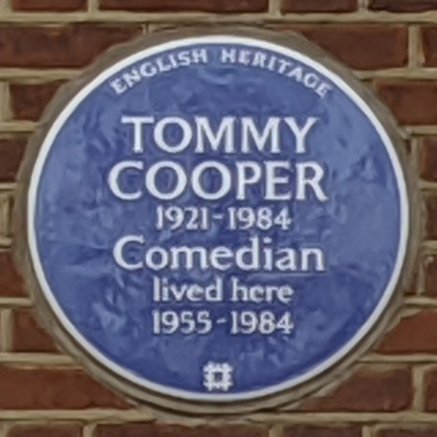 tommy cooper icon