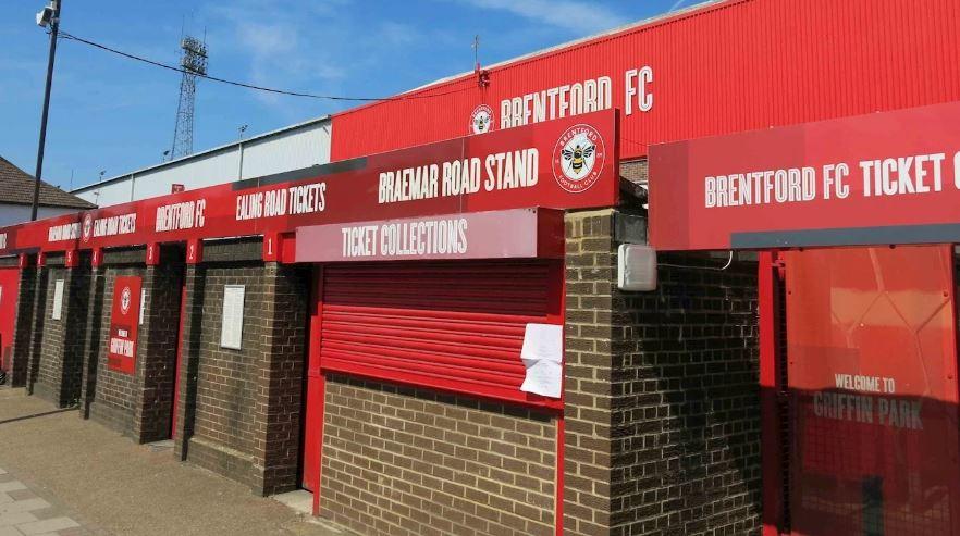 Brentford FC building