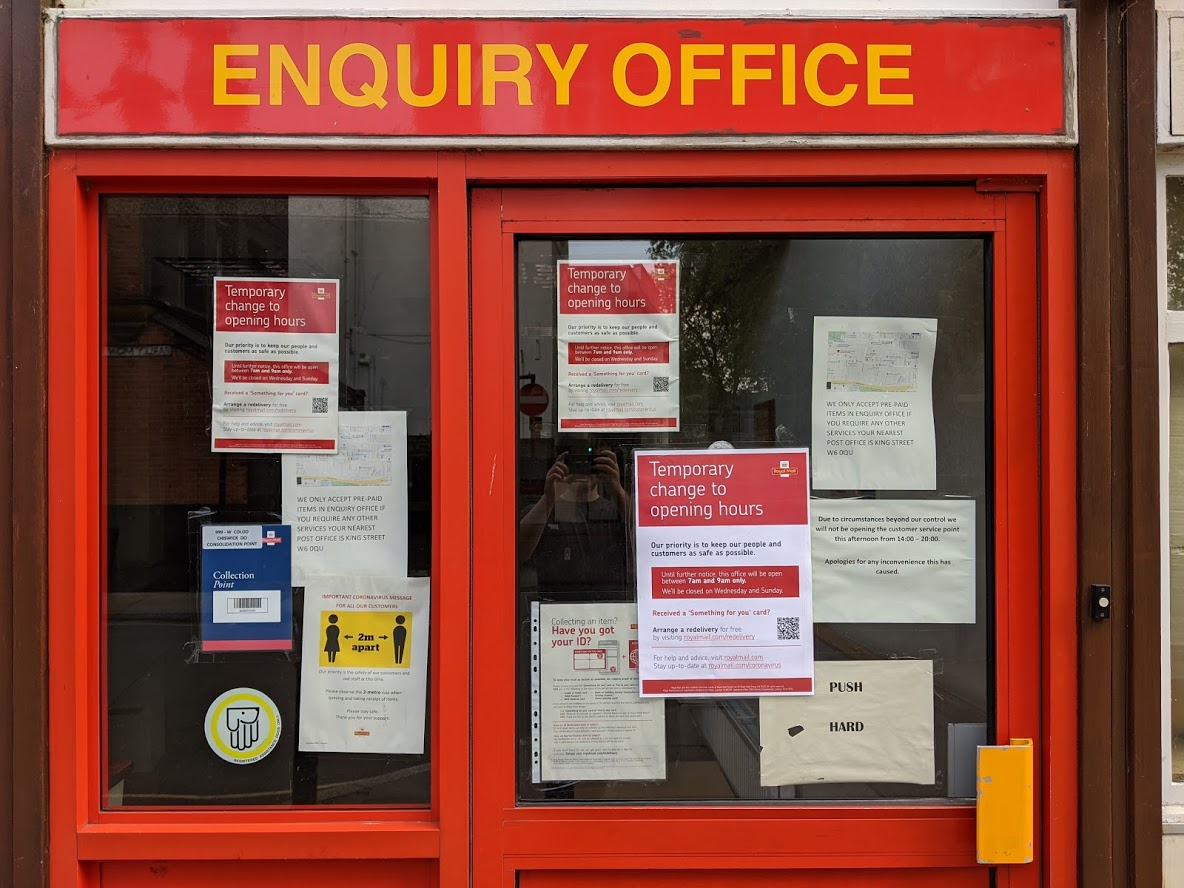 Chiswick Post Office 5