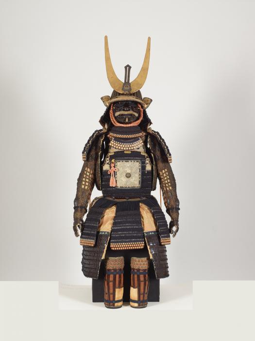 Samurai armour, Japan gallery, British Museum