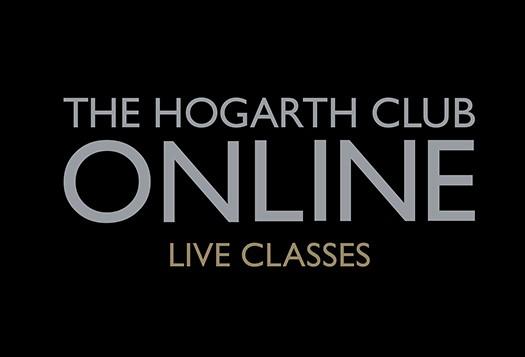 hogarth online logo