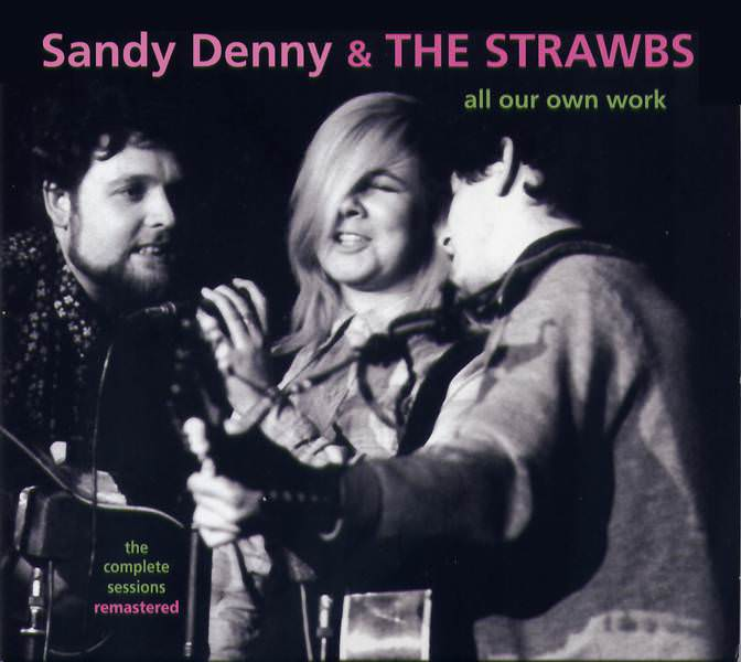 30 June Strawbs and Sandy