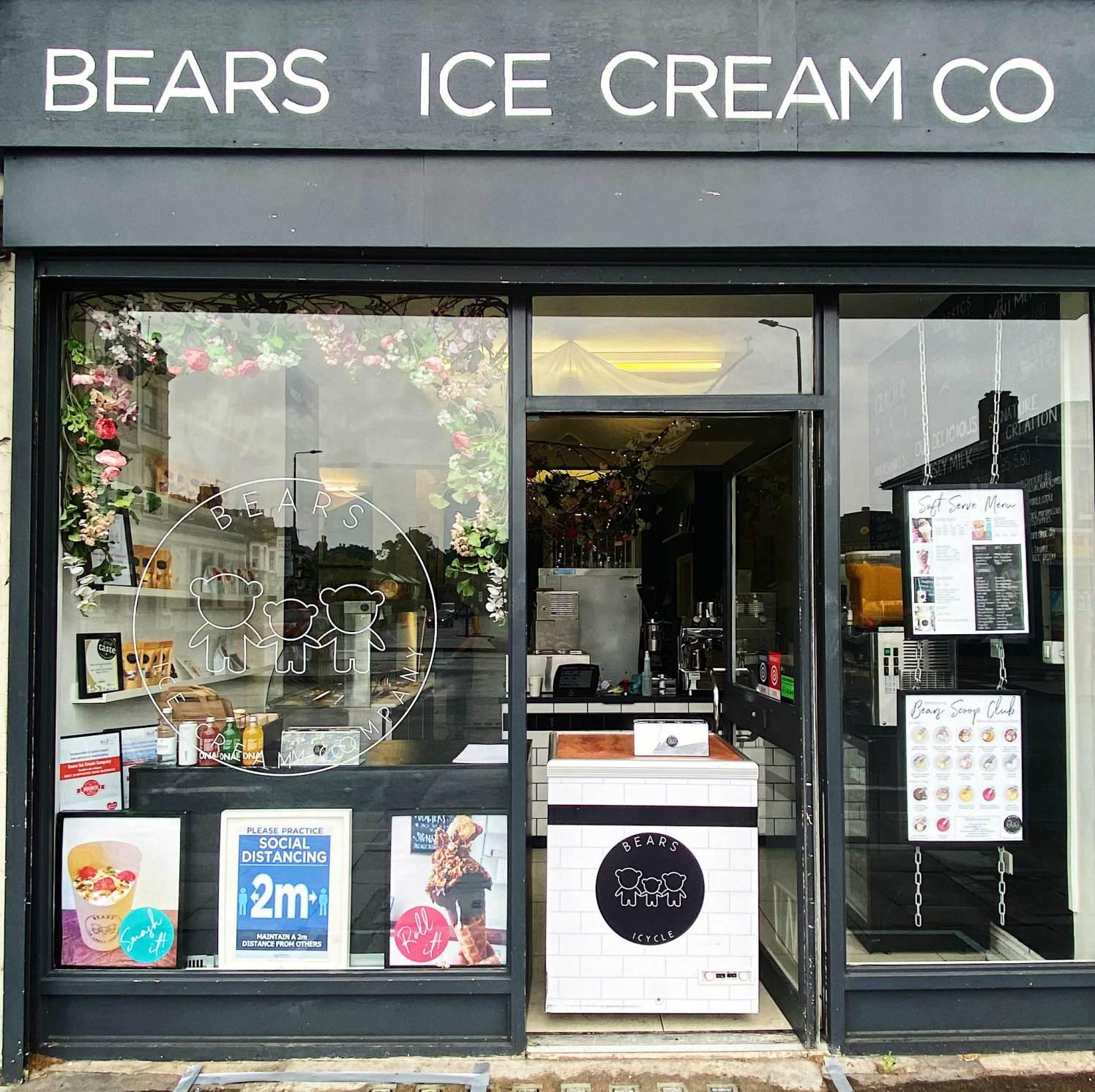Bears shop