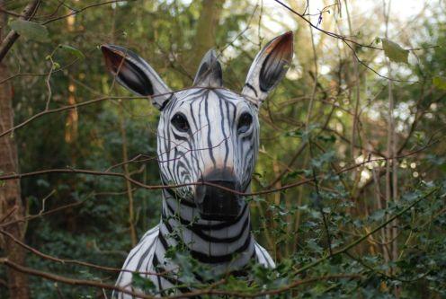 Built Environment - Lee Larson, Zebra crossing