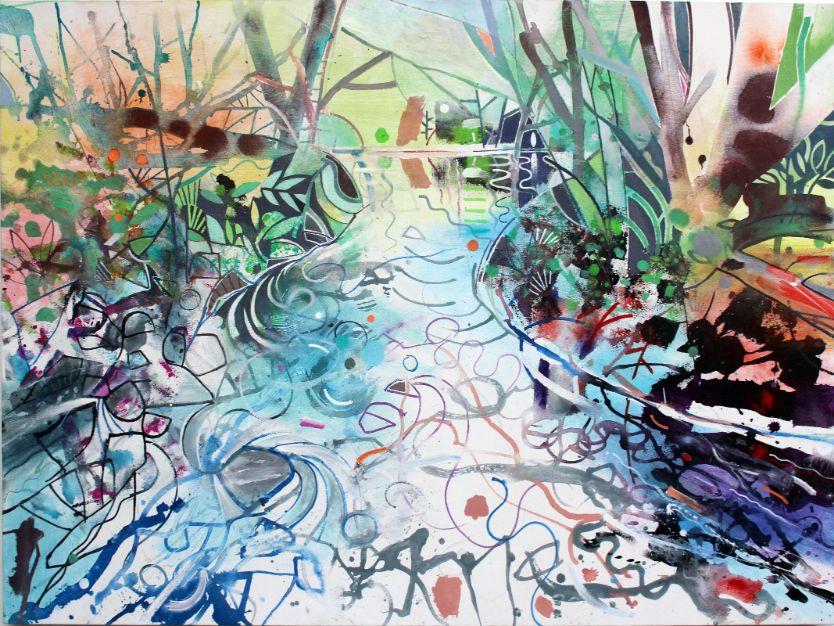 David Wiseman - Dartmoor River