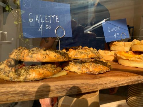 Fortitude Bakehouse 8 Galettes