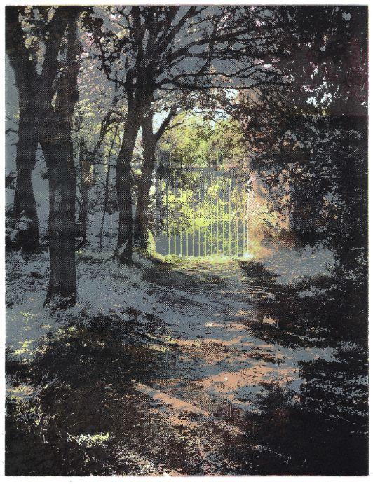 Glynis Porter - The Enchanted Garden