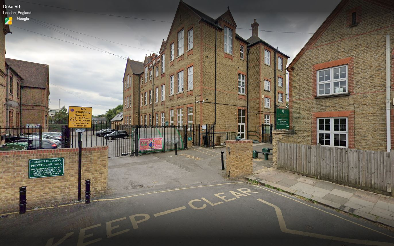 St Mary's RC School