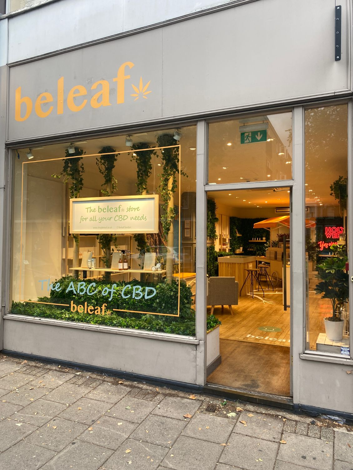Beleaf Chiswick featured image