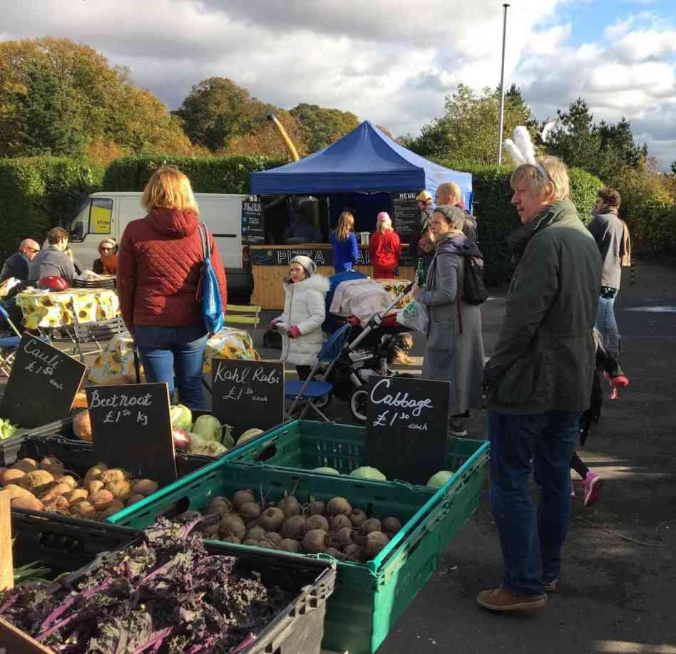 Food Market Chiswick 2