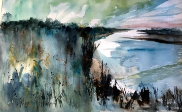River Arun - Jill Spearman