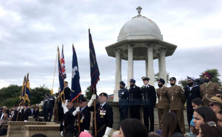 13 october - Sikhs wartime service
