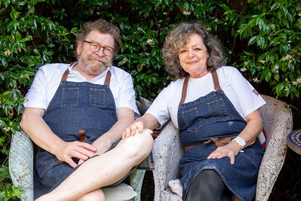 Alan Weavis & Harriet Benton