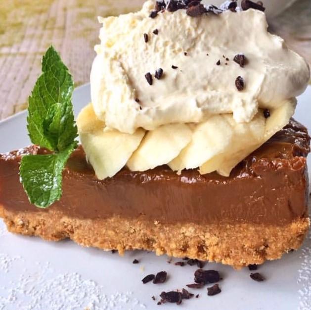 Annie's dessserts - Bannoffee pie
