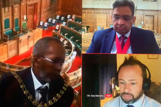 CouncillorGaryMalcolm_at_virtual_council_meeting
