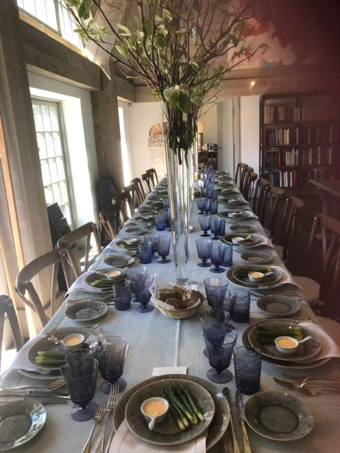 Harriet's Kitchen dining table_web
