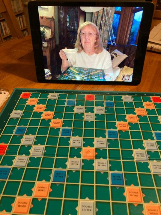 Julia - Scrabble partner