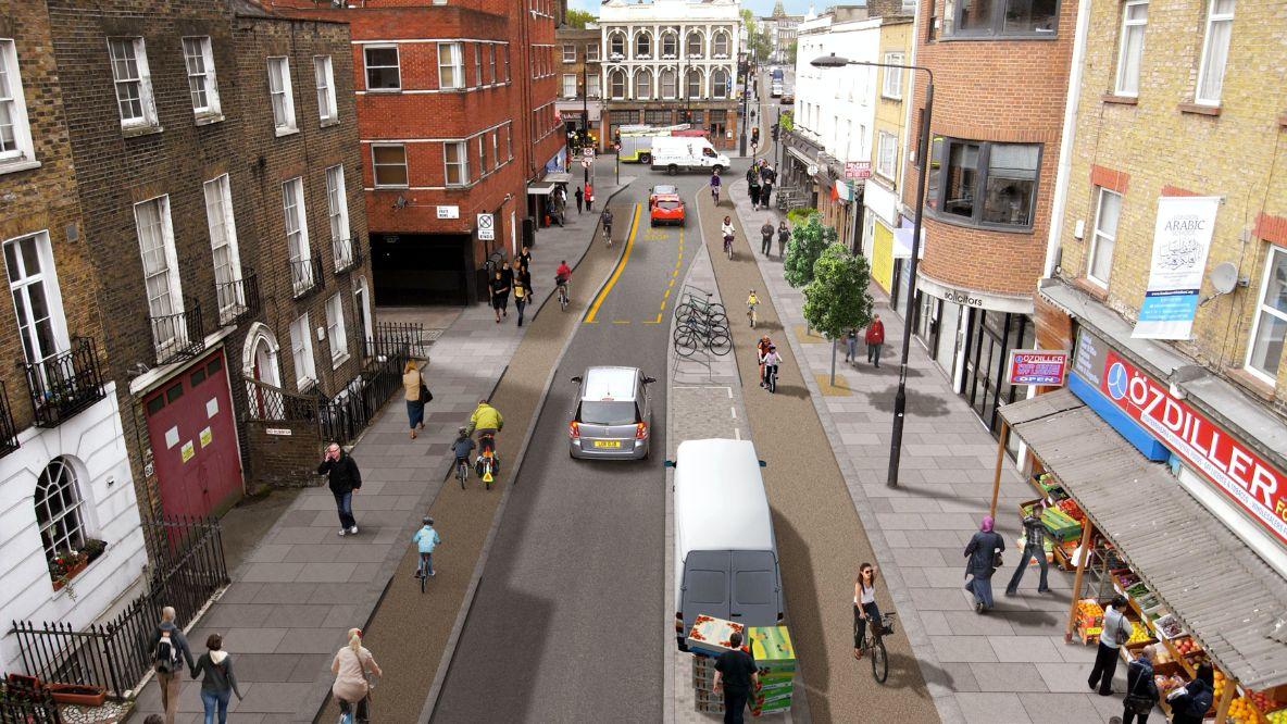 Camden Streetscape Improvements_Urban Movement for Camden Council_web