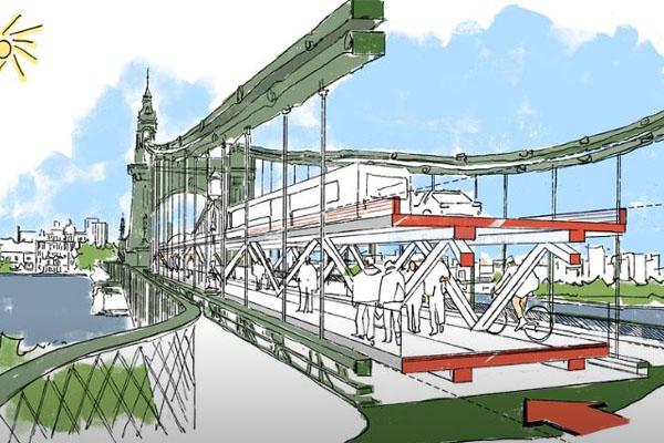 Foster-partners-Hammersmith-Bridge-proposal 6x4