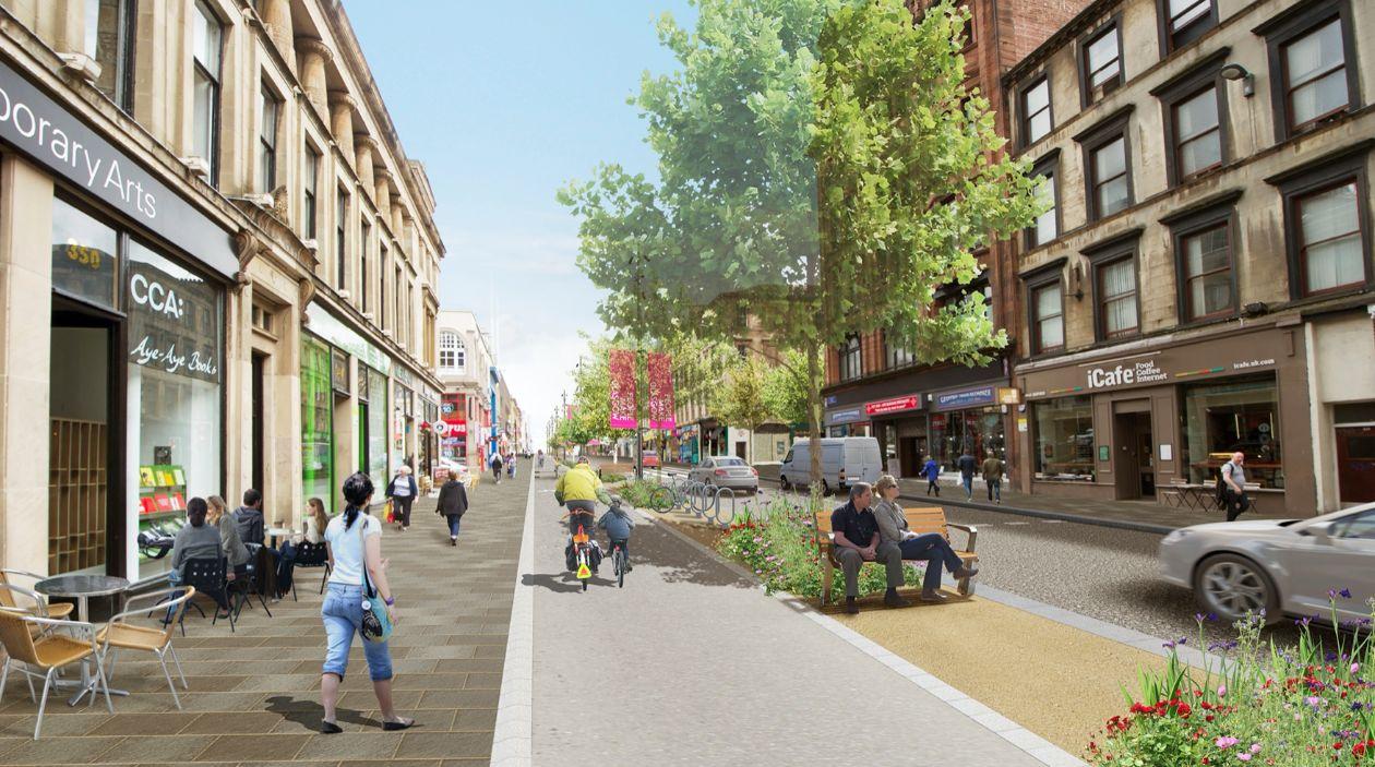 Glasgow Avenues_Urban Movement for Glasgow City Council 2_web