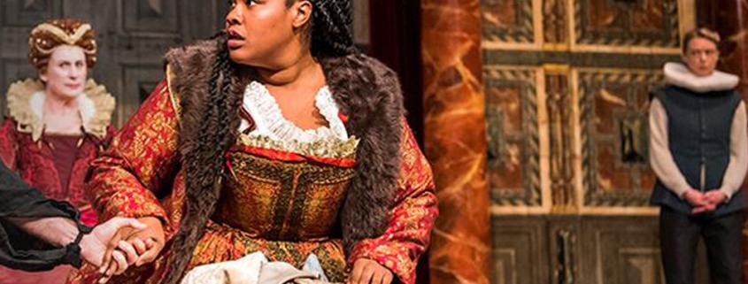 Hamlet at Globe Theatre