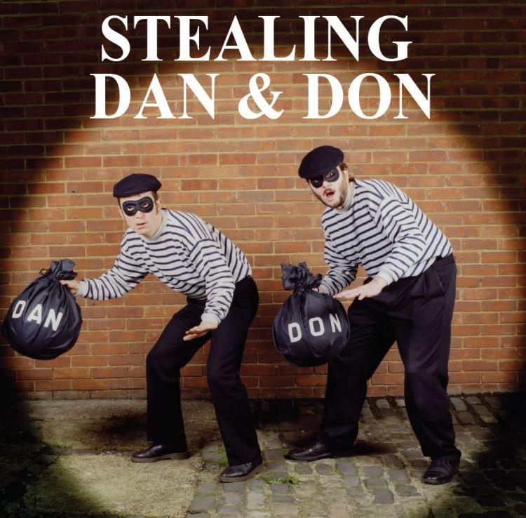 Steely Dan tribute duo